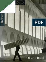 Revista do Patrimốnio Histórico e Artístico