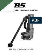 Summit Reloading Press