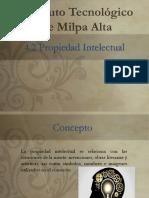 4.2 Propiedad Intelectual