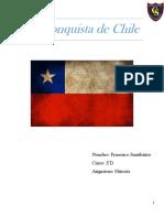La Conquista de Chile