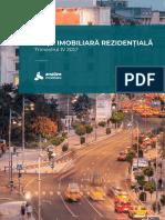 Analize Imobiliare Raport T4 2017