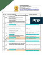 Plan de Trabajo de Calculo III 201710