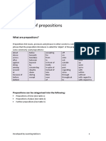 Prepositions Categories_Nov 2015
