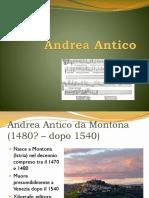 Andrea Antico.pptx