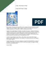 Oración a San Miguel Arcángel Para Proteger El Hogar