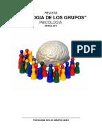 Re Vista psicologia de los grupos