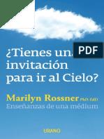 Tienesunainvitacionparairalcielo_MarilynRossner_Subrayado.pdf