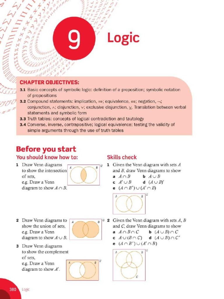 Matemtica del estudiante bachillerato internacional lgica capitulo 9 biocorpaavc Image collections