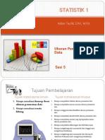 Sesi 5 - Ukuran Pemusatan Data.ppt