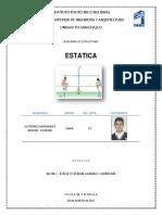 Estatica para la Arquitectura