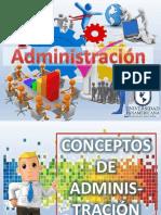Administración Unidad I