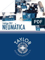 Catalogo Neumatica Taylorsa