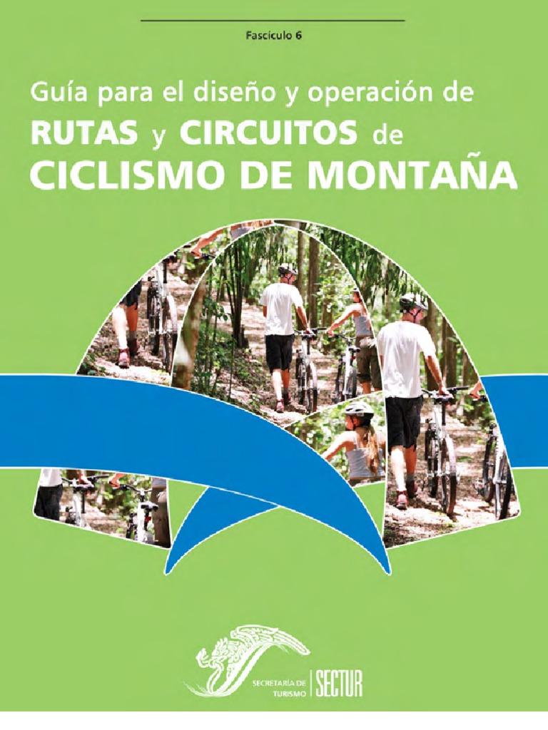 Guia para el diseño y operación de rutas y circuitos de ciclismo de ...