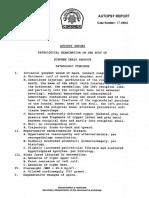 Steven Paddock Autopsy Report