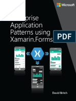 Enterprise Application Patterns Using XamarinForms