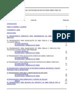 MANUAL DE PROCEDIM D EOBRA PUBLICA CAPUFE.pdf