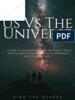 Us vs the Universe
