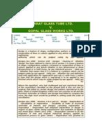 Bharat Glass Tube Ltd