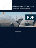 Realigning the Parameters of Sunni Islam