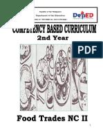 Food Trades CBC
