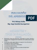 evaluaciondelaprendizaje-120109135444-phpapp02
