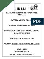 Comentario Articulos Inuno Galicia