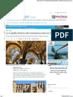 La Capilla Sixtina Del Románico Está en León