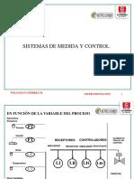 Sistemas de Medida y Control