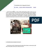 Joaquín Bochaca - Preámbulos de La Segunda Guerra