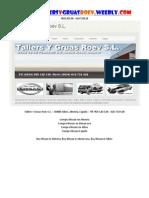 Tallers Y Gruas Roev S L - Albox - Almería - España - Nissan - Chapa y Pintura - Almanzora - 950120138 - 610733428
