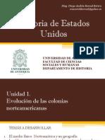 Unidad 0 Introducción y Programa de Clases Historia de Estados Unidos