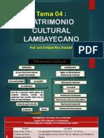 Patrimonio Cultural Lambayecano