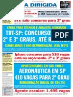 #Folha Dirigida - São Paulo - Edição 1.653 - 20 a 26 de Janeiro de 2018