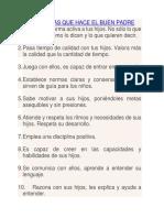LAS 10 COSAS QUE HACE EL BUEN PADRE.docx