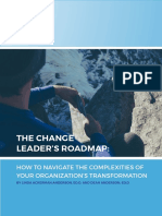 The Change Leaders Roadmap -how to Navigate the Complexities of Your Organizations Transformation