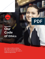 Engineers Australia Code of Ethics