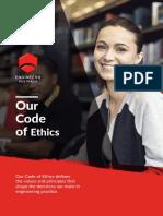 Engineers Australia Code of Ethics