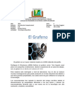 Tegnologia Del Grafeno