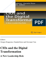 CIOs and the Digital Transformation_ a New - Daniele Rizzo