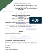 Plantilla de ponencia XIV CONGRESO COMIE