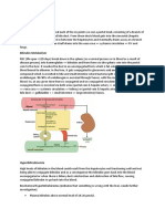 Pathology - Hepatobilliary and Gall Bladder