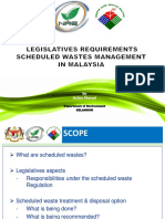 01 KPPK AZA Legislative Requirements Industrial Waste Management in Malaysia-16Feb2017
