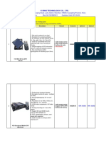 4CH Mobile DVRs-Pricelist
