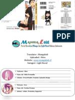[Mangaloid] Light Novel Ore o Imouto Ga Konna Ni Kawaii Wake Ga Nai Volume 07 Bahasa Indonesia