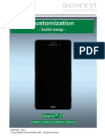 Customization 020
