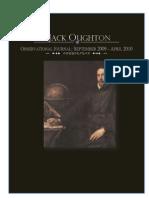 Jack Oughton - Observational Journal V1