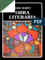 Jose Marti-Obra Literaria (Ayacucho)