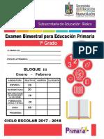 BIII-EXAMEN 1°_2017-2018