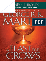 A Feast for Crows - George RR Martin
