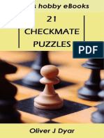 21 Checkmate Puzzles